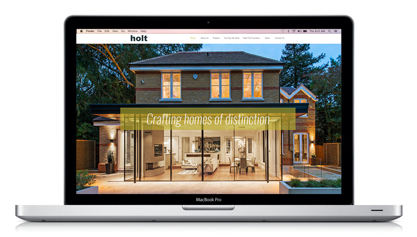 holt-home-page