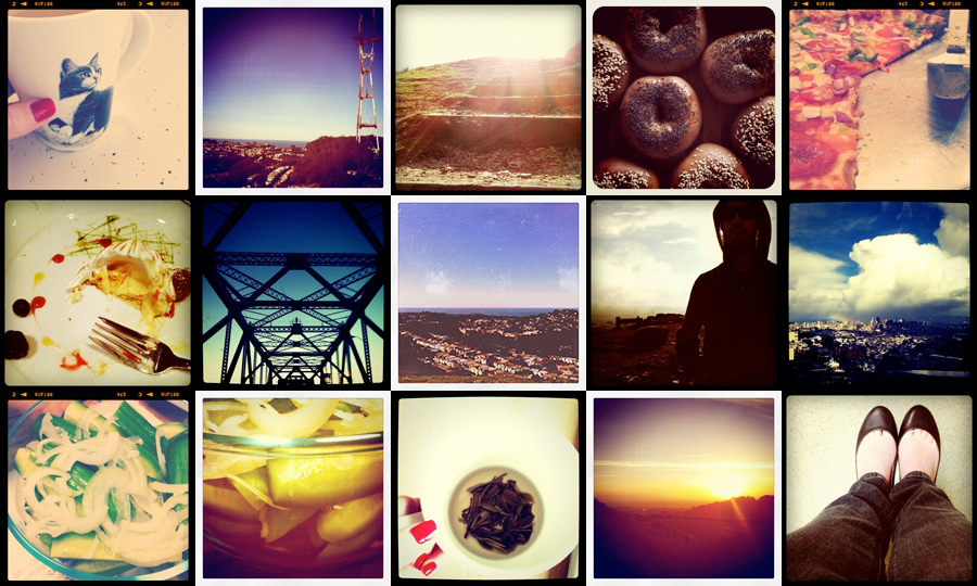 Instagram-Collage