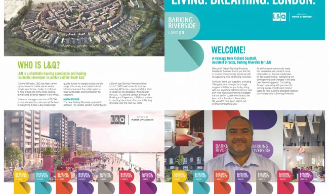 Barking Riverside Community Newsletter