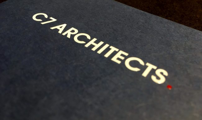 C7 Architects Branding and Identity